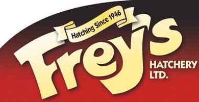 freys hatchery logo